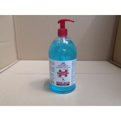 Gel per mani idroalcolico SANITINA GEL 1000 ml