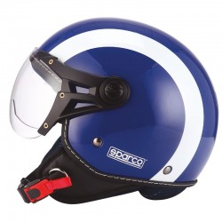 SP501BWL  29711 SPARCO CASCO SP501 BLU L