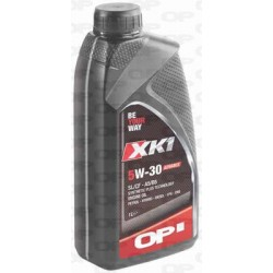 OLIO SAE 5W-30  LT.1  (SL/CF – A5/B5) OPEN PARTS - ADVANCE -SYNTHETIC PLUS TECHNOLOGY ENGINE