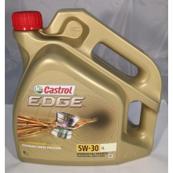 CASTROL EDGE LL 5W30 lt 4Fluid TITANIUM technology